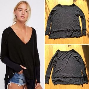 WE-THE-FREE DISTRESSED THERMAL